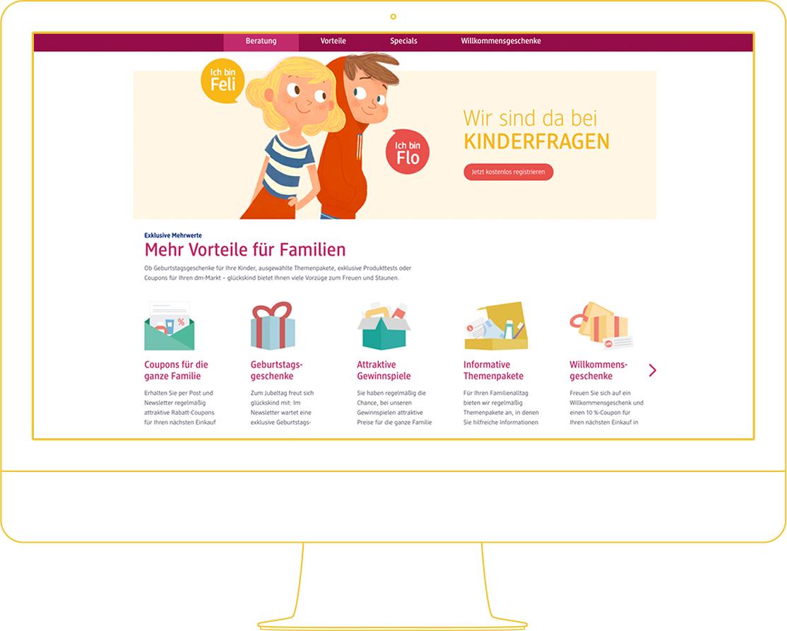 Mockup Website Home