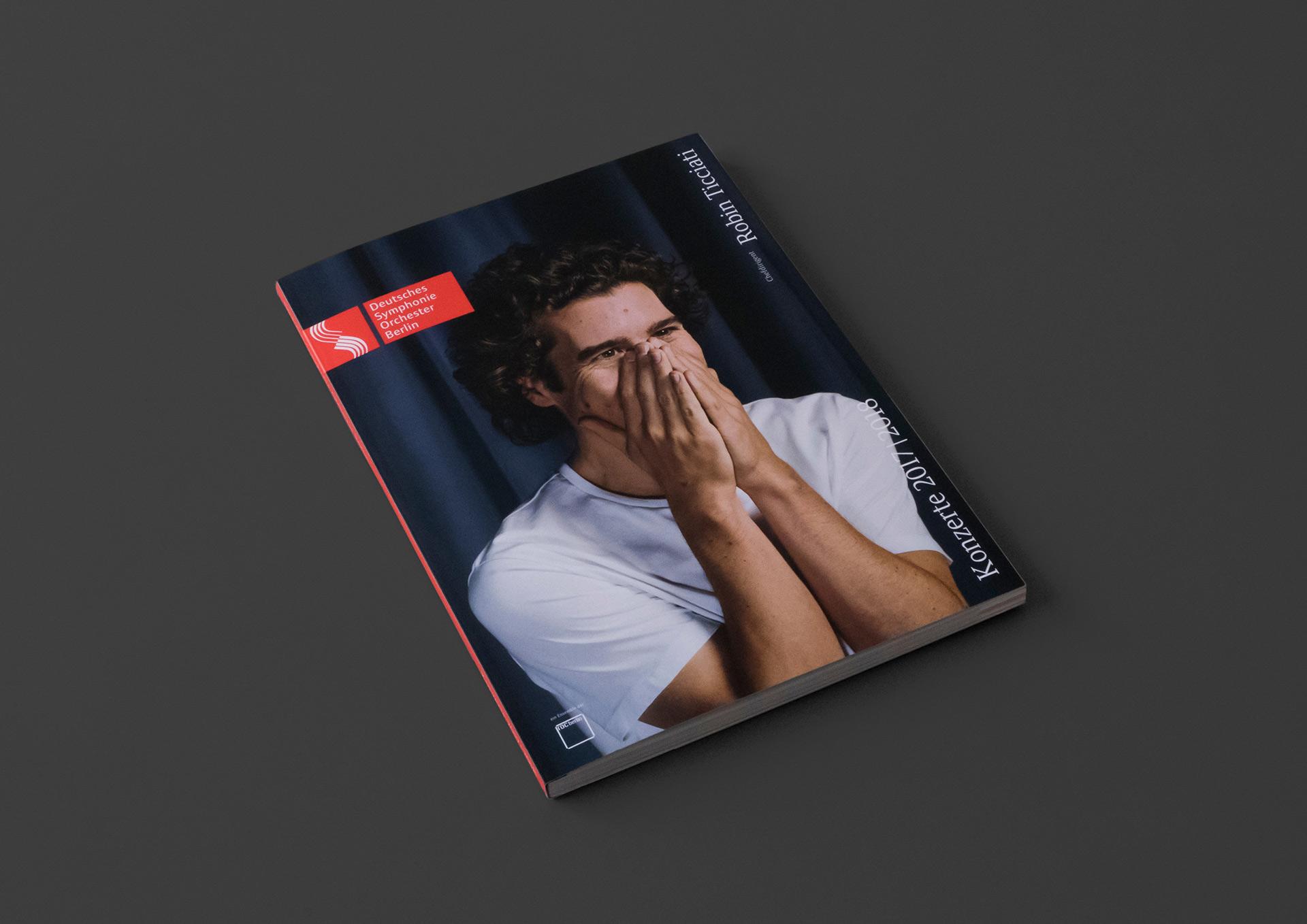 Cover Saisonvorschau - Robin Ticciati