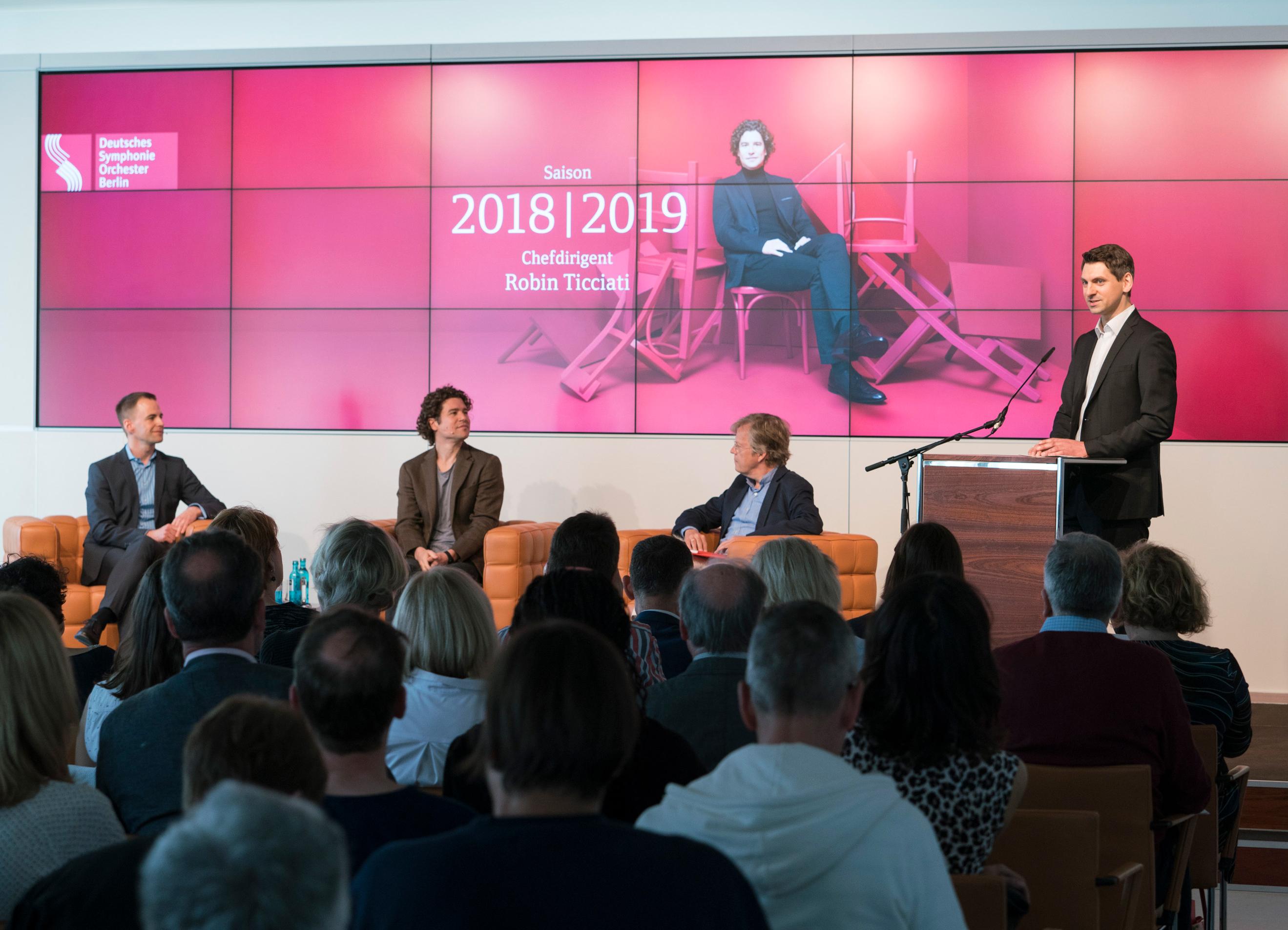 DSO Pressekonferenz